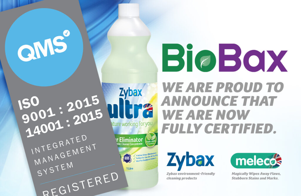 BIOBAX ISO9001 NEWS