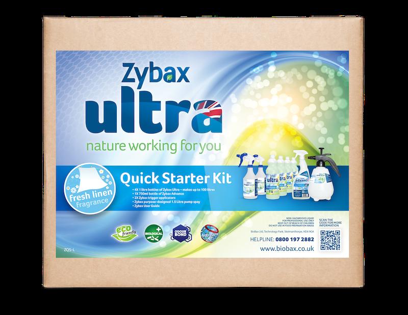 Zybax Ultra Quick Starter Kit